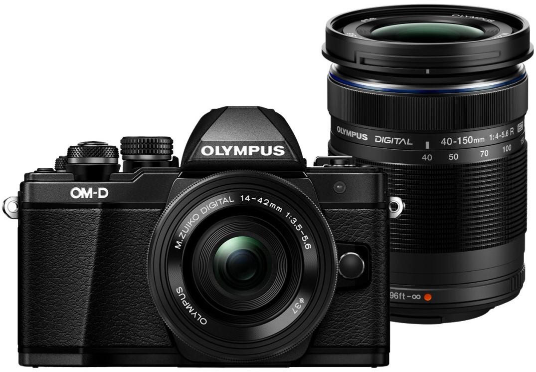 Фотоаппарат Olympus OM-D E-M10 Mark II …