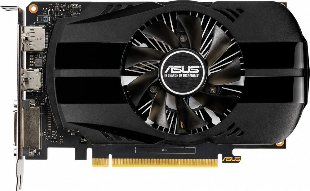 Видеокарта Asus GeForce GTX 1650 Phoenix OC 4Gb