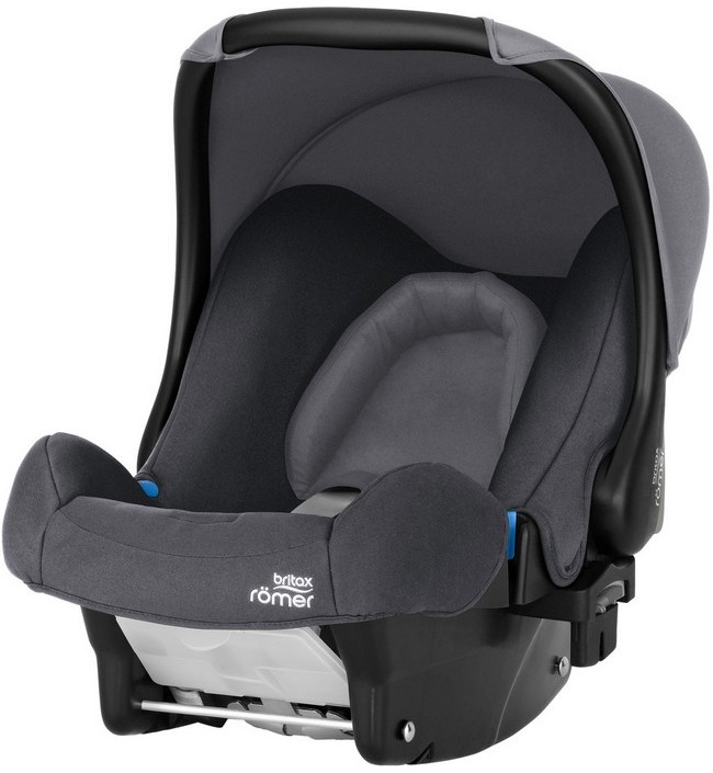 Автокресло Britax Roemer Baby-Safe Storm Grey (0-13 кг)