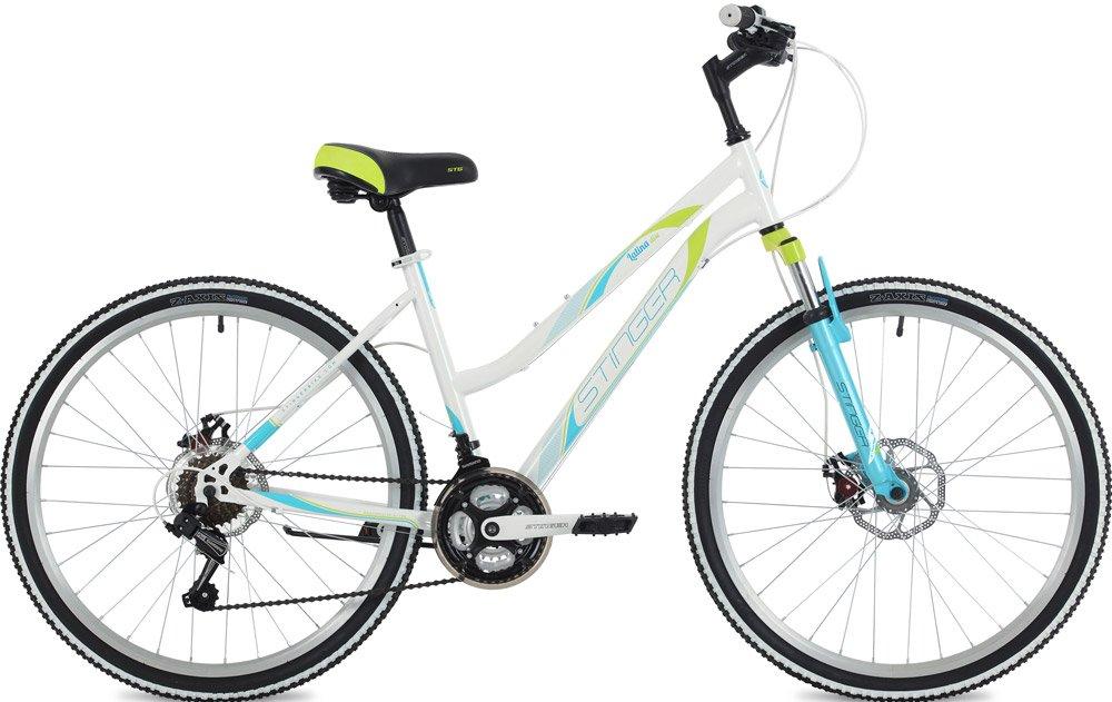Велосипед Stinger Latina D 26 (2018) бе…