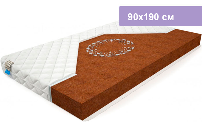 Матрас Mr.Mattress BioCrystal Foxton 90х190 см