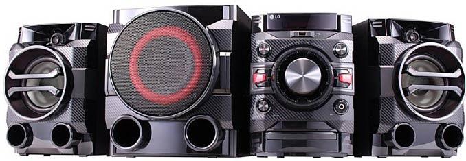 Музыкальный центр LG XBoom DM5660K