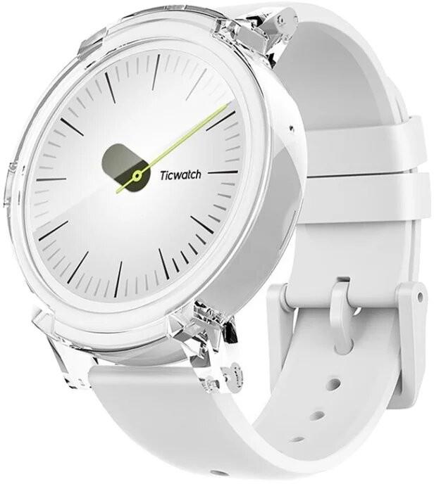 Умные часы Mobvoi Ticwatch Express White
