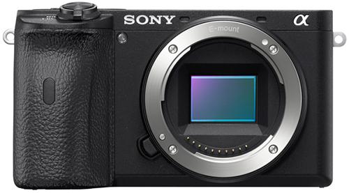 Фотоаппарат Sony A6600 Body Black