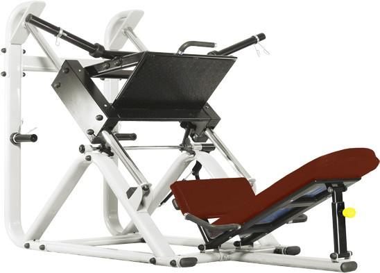 Гак-машина Bronze Gym J-022