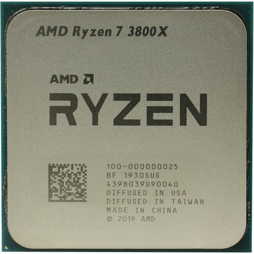 Процессор (CPU) AMD Ryzen 7 3800X 3.9GHz OEM