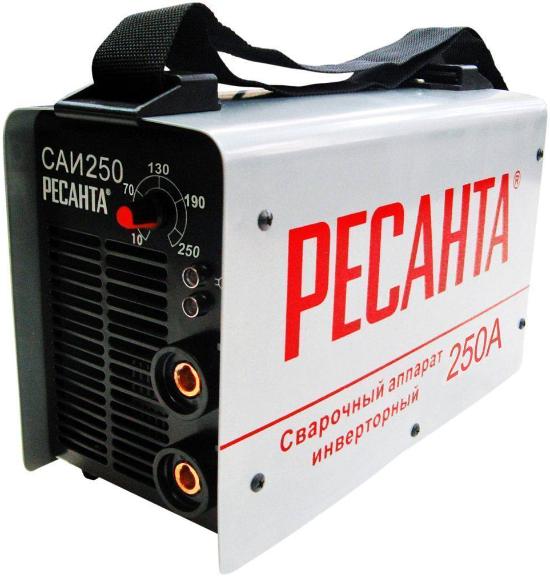 Сварочный аппарат Ресанта САИПА-250