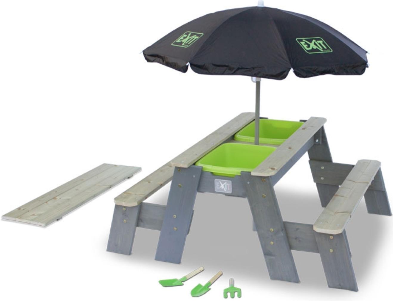 Песочница Exit Toys Акцент 80091 (на ножках с зонтом)