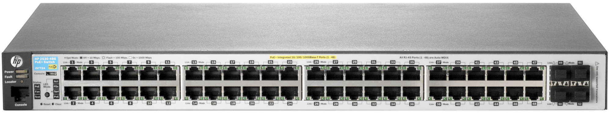 Коммутатор HP 2530-48G