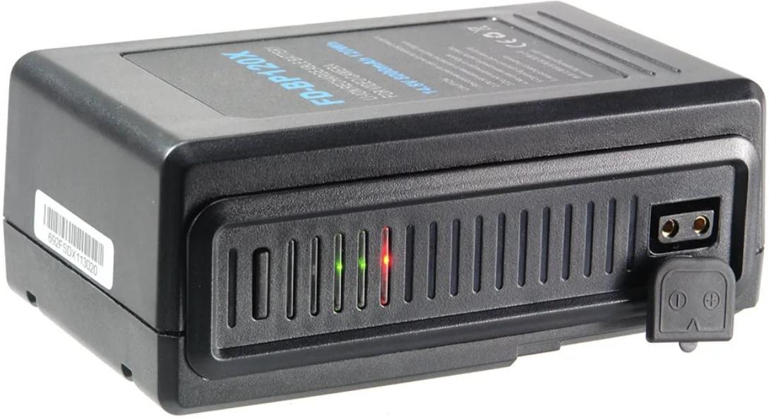 Аккумулятор GreenBean PowerPack 230 V-mount (индикатор заряда)