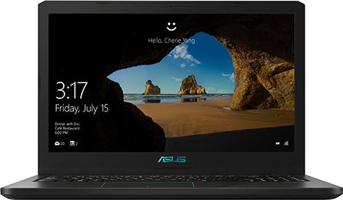 """Ноутбук Asus F570ZD-DM288T 15,6""""/2GHz/6Gb/1Tb/128GbSSD/GTX1050/W10 Black"""