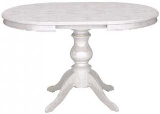 Кухонный стол Интердизайн Роза бежевый/бежевый 820x1330x950 см