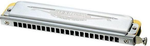 Губная гармоника Tombo 1244-C Unica C