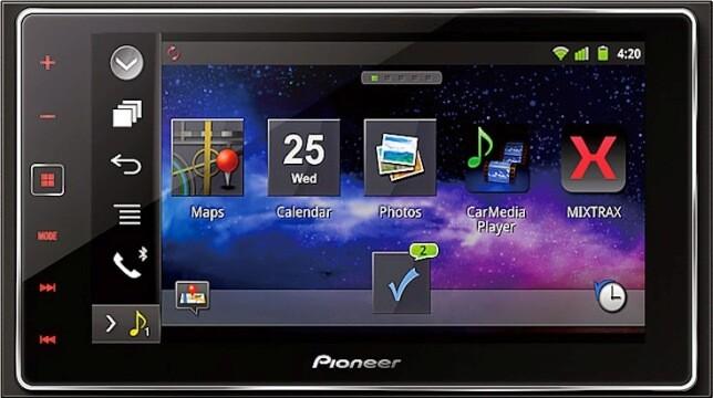 Автомагнитола Pioneer SPH-DA130