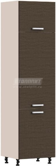 Пенал Столплит Регина 331-560-560-5335 песочный/дуб сантана темный