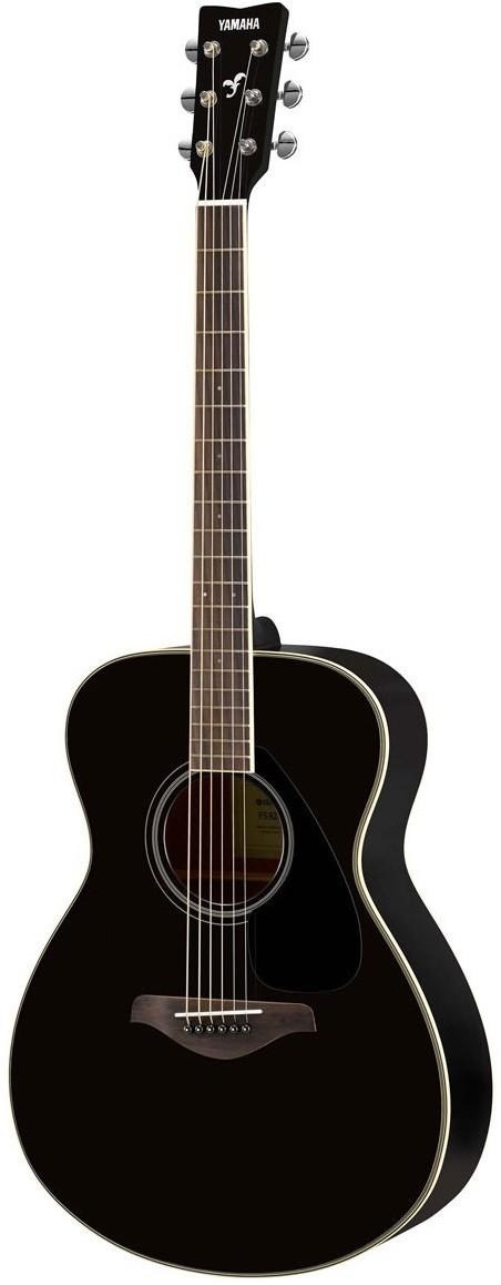 Акустическая гитара Yamaha FS820 Black