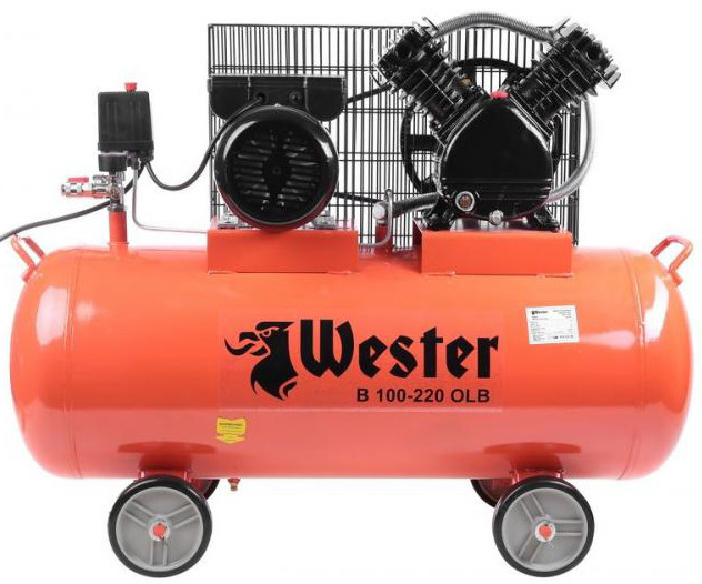Компрессор Wester B 100-220 OLB