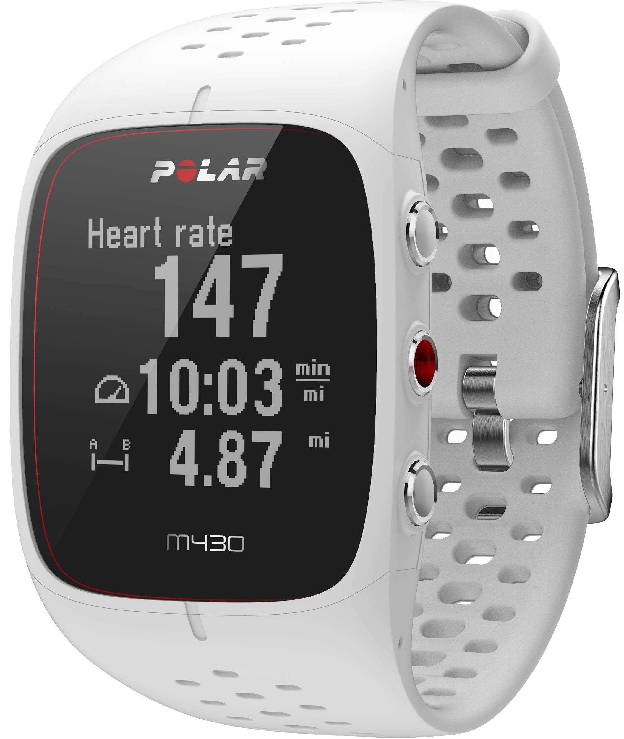 Умные часы Polar M430 White