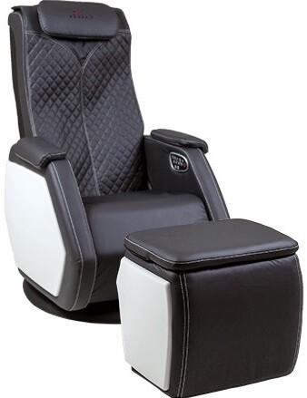 Массажное кресло Casada Smart 5 Black/White
