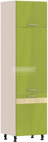 Пенал Столплит Регина 331-560-560-5368 песочный/оливковый