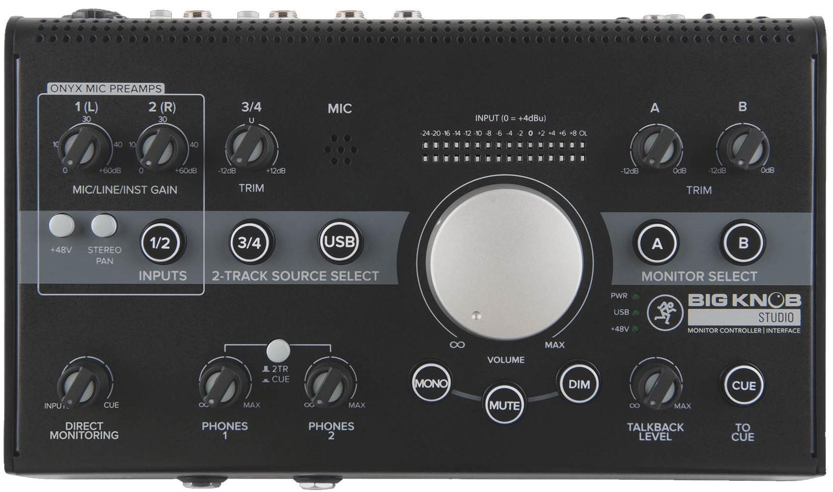 Контроллер Mackie Big Knob Studio