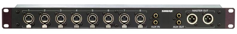 Панель микрофонных входов Shure RKC800