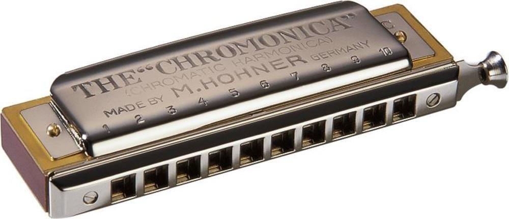 Губная гармошка Hohner Chromonica 40 260/40 G