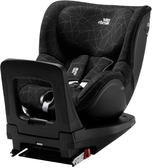 Автокресло Britax Roemer Dualfix M i-Size Crystal Black (9-18 кг)