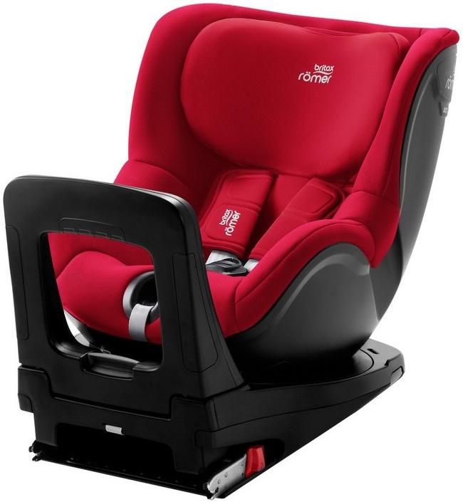 Автокресло Britax Roemer Dualfix M i-Size Fire Red (0-18 кг)