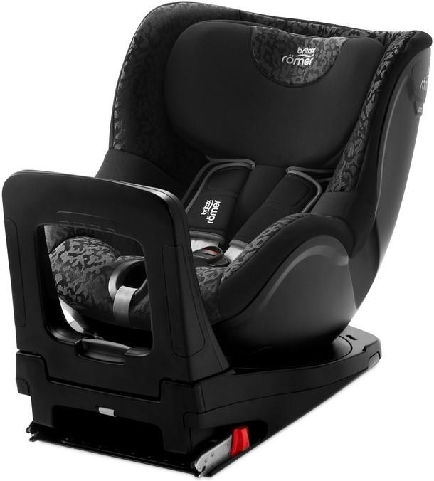 Автокресло Britax Roemer Dualfix i-Size Mystic Black (0-18 кг)