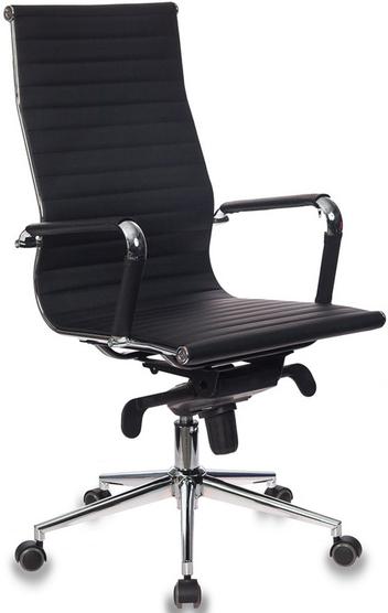 Кресло руководителя Бюрократ CH-883MB/BLACK черный