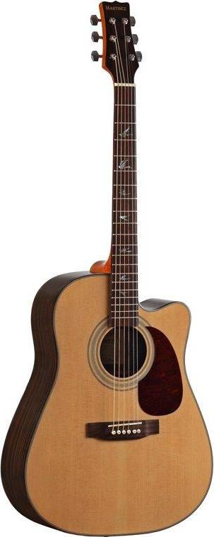 Акустическая гитара Martinez W-18 C/N