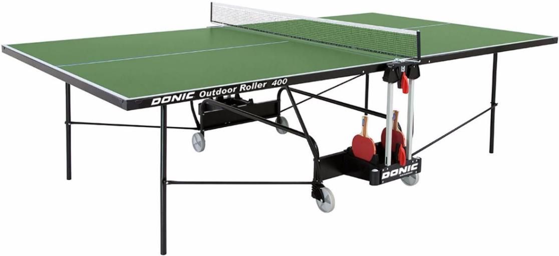 Теннисный стол Donic Outdoor Roller 400…