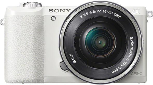 Фотоаппарат Sony Alpha A5100 Kit 16-50mm ILCE-5100LW White