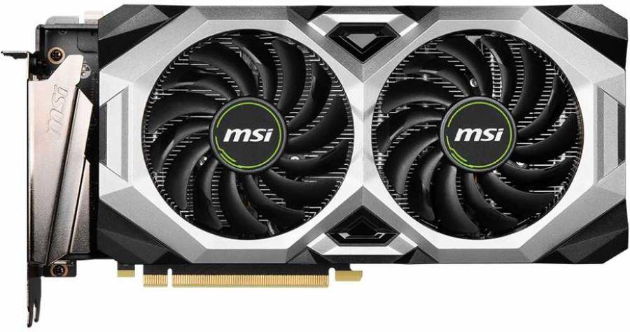 Видеокарта MSI GeForce RTX 2080 Super Ventus XS OC 8Gb