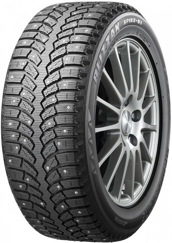 Комплект шин Bridgestone Blizzak Spike-…
