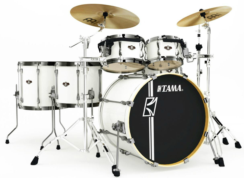 Ударная установка Tama MK52HLZBNS-SGW Superstar Hyper-Drive Maple Sugar White