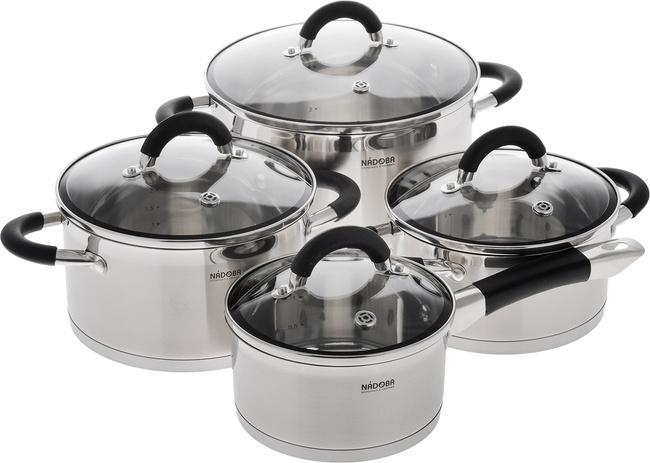Набор посуды Nadoba 726419 (8 предметов)