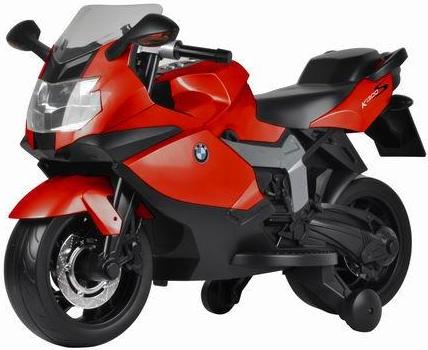 Электромотоцикл Barty BMW K1300S Red