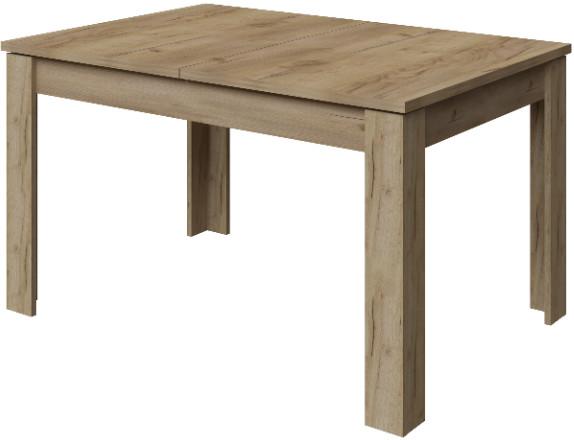 Кухонный стол Интердизайн 60.211.Ok светло-коричневый/светло-коричневый 76x180x90 см