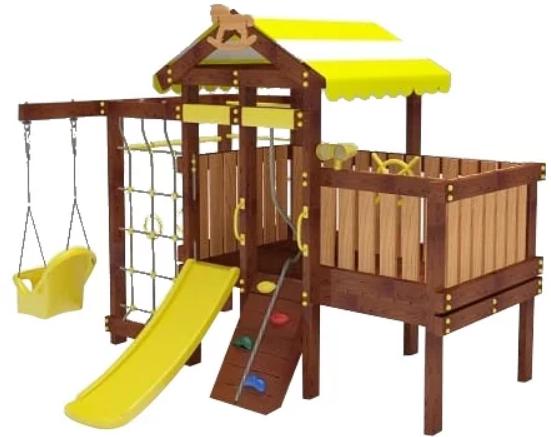 Мир детских площадок Савушка Baby-6 Play