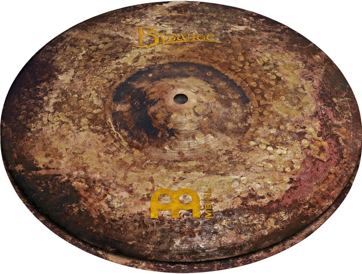 "Meinl Byzance Vintage Pure Hi-Hat 14"""