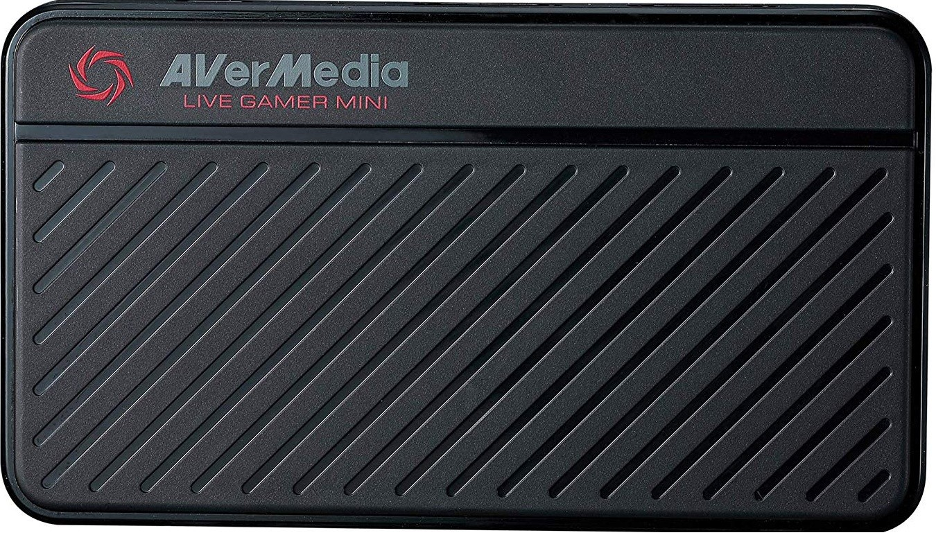 Видеозахват AverMedia Live Gamer Mini GC311