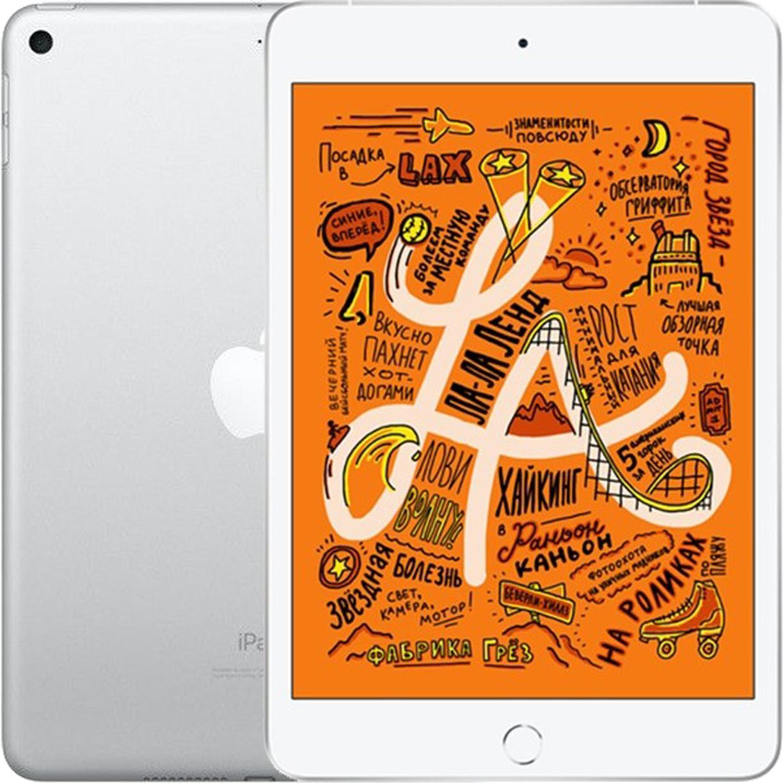 """Планшет Apple iPad Mini (5) 2019 7.9"""" Wi-Fi 256Gb Silver"""