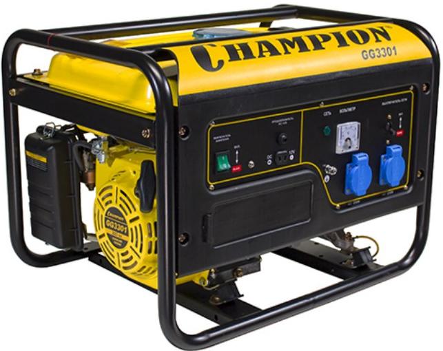 Электрогенератор Champion GG3301