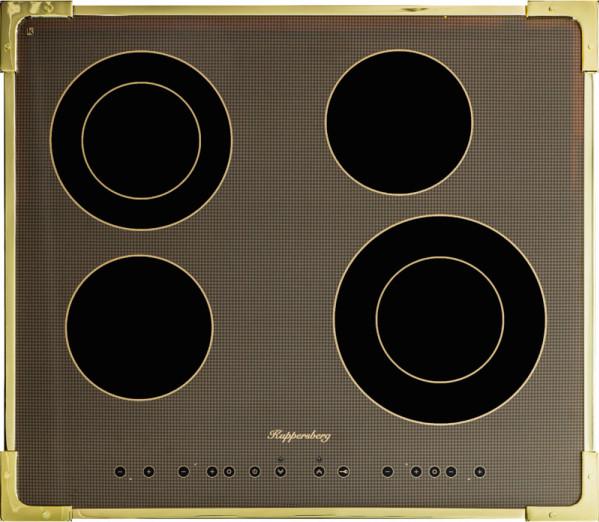 Варочная панель Kuppersberg FA6RC Gold