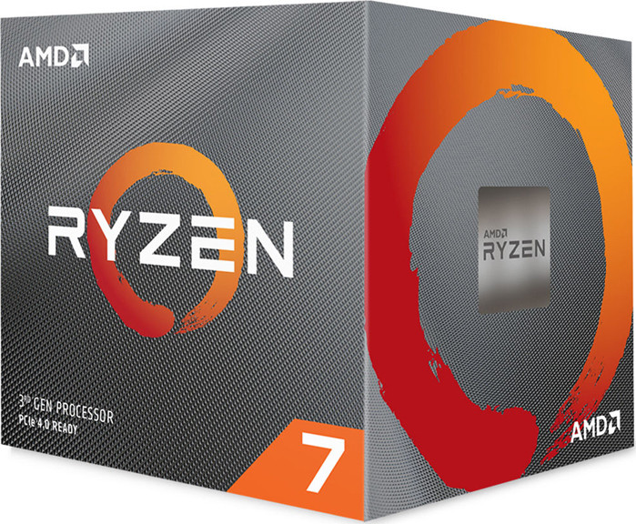 Процессор (CPU) AMD Ryzen X8 R7-3800X 3.9GHz BOX
