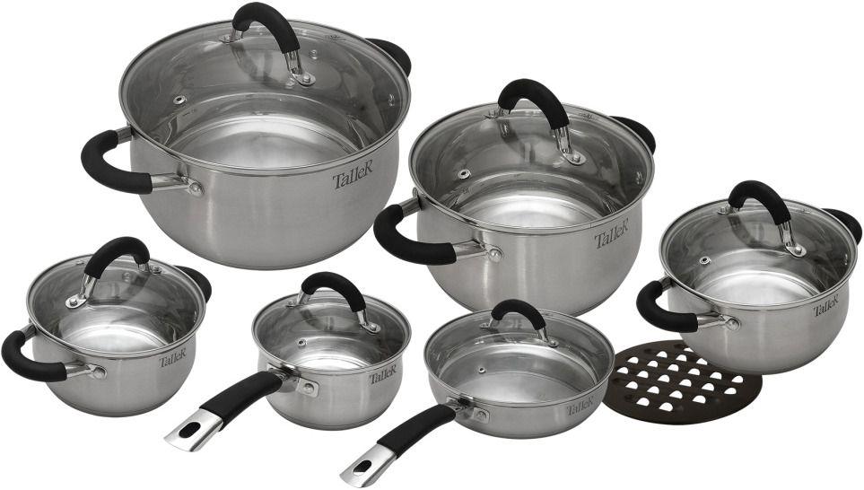 Набор посуды TalleR TR-1047 (13 предметов)
