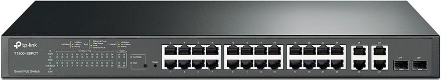 Коммутатор TP-Link T1500-28PCT