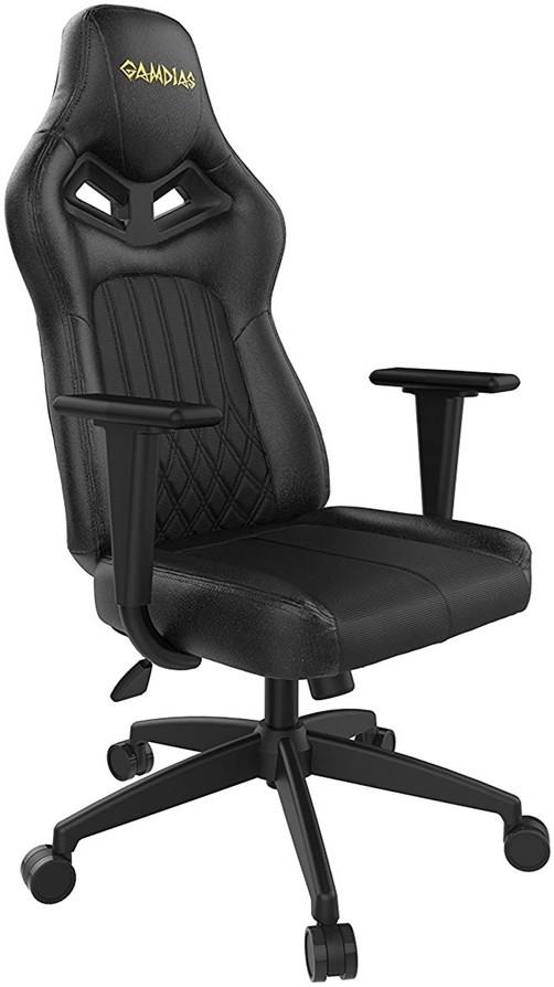 Игровое кресло Gamdias Hercules E3 черн…
